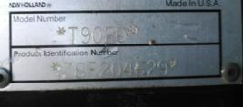 2008 NEW HOLLAND T9020 For Sale In Mclean, Nebraska 68747 image 4