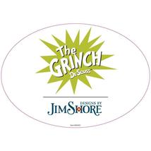 """Grinch Tip Toeing Jim Shore Grinch Collection Figurine 7.75"""" High image 3"""