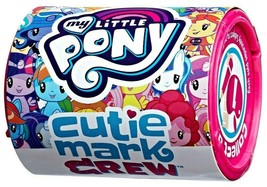 My Little Pony Cutie Mark Crew Series 1 Cafeteria Cuties Blind Pack (4 pack) - $7.69