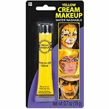 amscan 840956 Yellow Cream Makeup Costume Accessory   1 Piece - $5.62