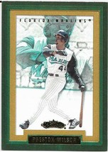 2002 FLEER SHOWCASE LEGACY #9 PRESTON WILSON 117/175 MARLINS FREE SHIPPING - $2.99