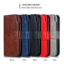 k25) Leather Wallet Flip Magnetic Back Cover Case For Huawei Honor Models - $51.10