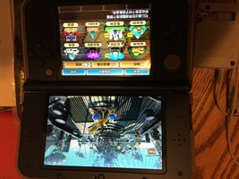 N3DS LL Japan Import Blue  (New Nintendo 3DS LL with accessories) - $250.00
