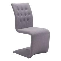 dining chair set, Beige Hyper Elegant upholstered modern dining chair, S... - €453,77 EUR