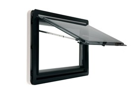 1 of 500x500 and 2 of 800x500  Hinged Push-Out Window MG16RW - $1,275.00