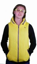 Bench Womens Snooty B Puffy Vest Bubble Jacket BLKA-1717 NWT image 3
