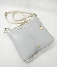 NWT Brahmin Jody Leather Crossbody / Shoulder Bag in Mineral Moulay - $189.00
