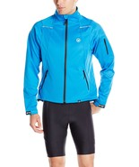 Mens Blue Canari Boulder Breakaway Cycling Biking Bicycle Jacket Medium ... - $89.99