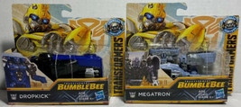 Transformers Bumblee Dropkick & Megatron New Emerging Igniters(For Both) - $19.79