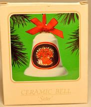 Hallmark - Sister - Ceramic Bell 1984 - Keepsake Ornament - $9.56