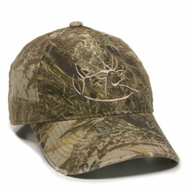 Rocky Mountain Elk Foundation Realtree Max-1XT Camo Hunting Hat - $14.36