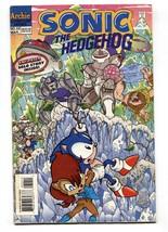 Sonic The Hedgehog #32 1996-ARCHIE COMICS-SEGA! g/vg - $14.90