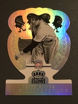 LEFTY GOMEZ Yankees ~ 2015 Panini Cooperstown Crown Royale #60 SILVER #3... - $3.50