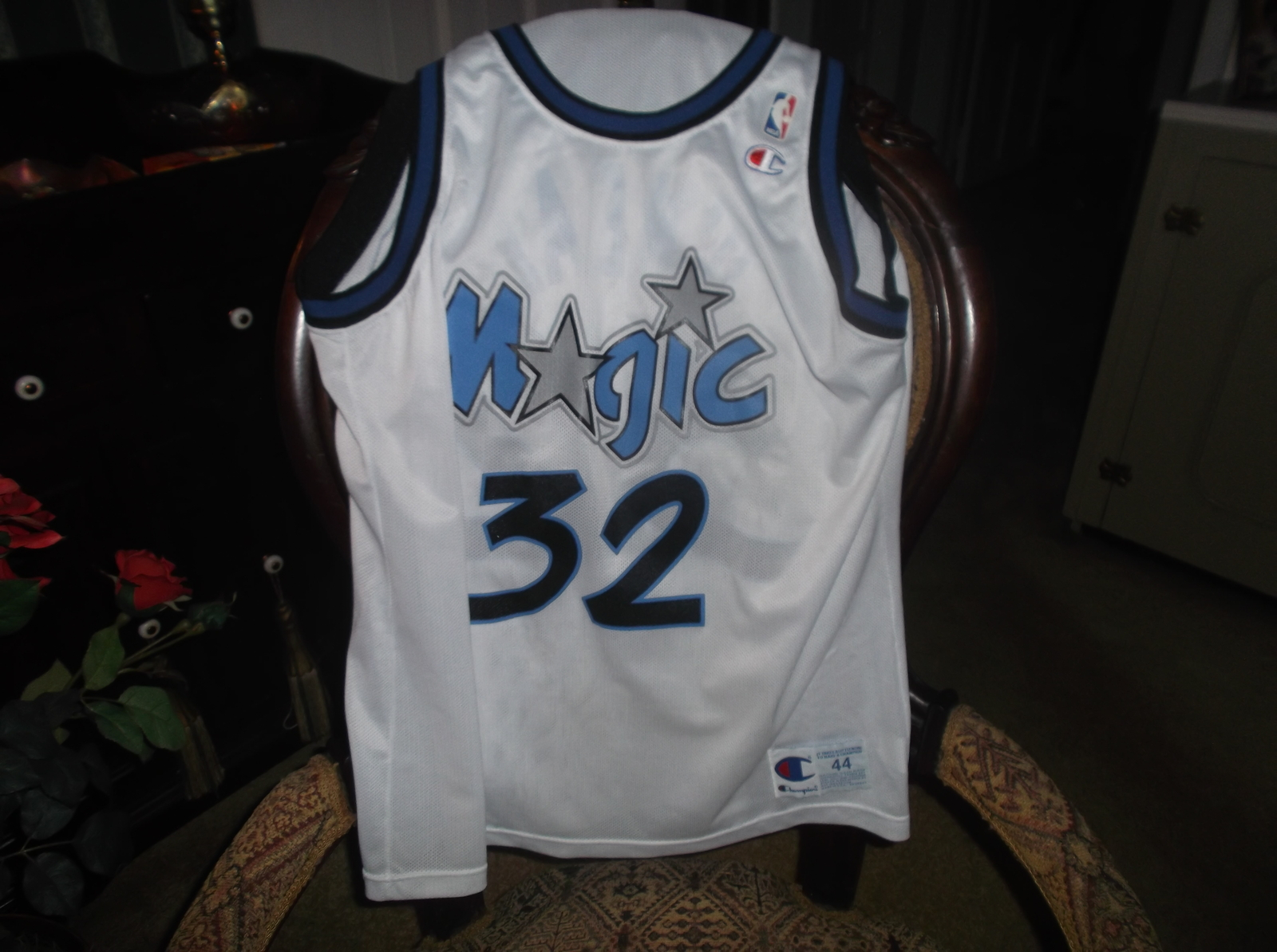 97c00c8fed5 Shaquille O neal Orlando Magic  32 Jersey and 50 similar items. Dscf0319