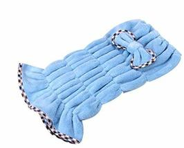 Super Soft Hair Drying Towels/Shower Caps Hair Towel Wipe Hair Cap,Bule