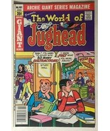 THE WORLD OF JUGHEAD #481 (1979) Archie Comics Giant Series FINE- - $11.87