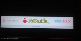 RASPBERRY PI 3 RETROPIE PRECONFIGURED GAMES 64GB- TWO CONTROLLERS KODI - $169.99