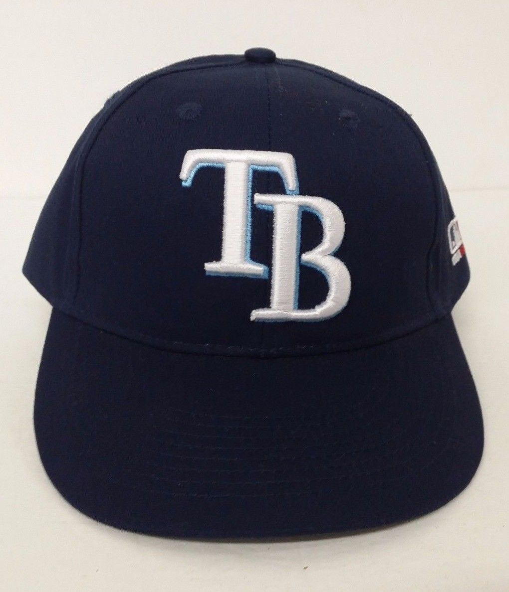 f03102715b1 Tampa Bay Rays Adjustable Strap Navy Blue and 50 similar items