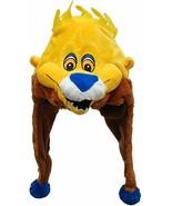 Kansas City Royals MLB Baseball / Slugger Plush Mascot / Dangle Hat Ear ... - $20.69
