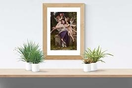 "Dream of Spring - Bouguereau - Art Print - 13"" x 19"" - Custom Sizes Available - $25.00"