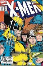 X-Men Comic Book Second Series #11 Marvel Comics 1992 NEAR MINT NEW UNREAD - $3.99