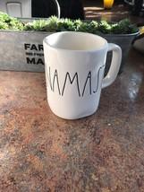 """BRAND NEW - Rae Dunn Magenta """"NAMASTE"""" Coffee Mug ARTISAN COLLECTION Ins... - $9.49"""