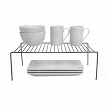 Smart Design Kitchen Storage Shelf Rack w/Plastic Feet - Large - Steel M... - $12.84