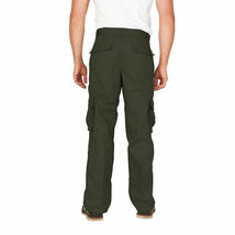 Men's Tactical Combat Military Army Work Slim Fit Twill Cargo Pants Trousers image 11