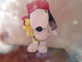Peanuts Snoopy in Pirate Costume, Halloween Door Greeter - $28.99