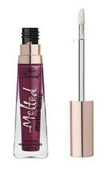 Primary image for Too Faced Melted Matte-tallic Liquified Metallic Matte Lipstick I DARE YOU