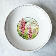 """Marjolein Bastin Wildflower Meadow Serving Dish 10-1/4"""" - Honeybees Pink... - $23.70"""