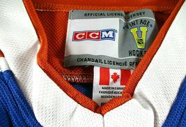 WAYNE GRETZKY / NHL HALL OF FAME / AUTOGRAPHED EDMONTON OILERS PRO STYLE JERSEY image 8