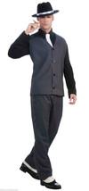 20's Gangster Adult Halloween Costume Mobster Public Enemy No.1 Fun@Halloween!! - $37.29