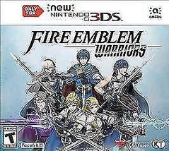 Fire Emblem Warriors (New Nintendo 3DS, 2017) - $37.65