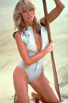 Farrah Fawcett Sunburn Bikini Color 18x24 Poster - $23.99