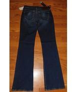 Big Star Hazel Mid Rise Boot Cut Jeans Size 26L Brand New - $57.00