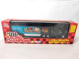 Racing Champions Ernie Irvan #28 Texaco 1:64 Scale Racing Team Transport 1996 - $30.00