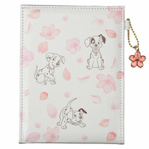 SAKURA 101 dogs One Hundred and One Dalmatians folding mirror cherry blo... - $58.41