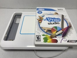 Nintendo Wii: uDraw Tablet and uDraw Studio Game  Clean and Tested - $12.19