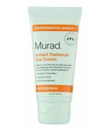 Murad Instant Radiance Eye Cream 2.0 oz.  Fresh - $49.49