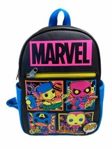 Funko Pop! Marvel Black Light Mini Backpack Target Exclusive **Sold Out** New!! - $48.38