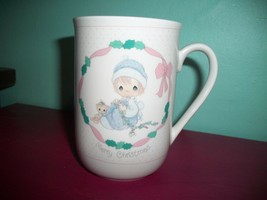 Merry Christmas Precious Moments Cup - $10.00