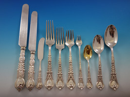 Florentine by Tiffany and Co. Sterling Silver Flatware Set Service 240 pieces - $37,192.50