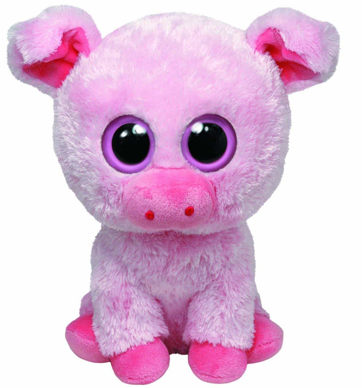 c50257538fd Ty Beanie Boos Buddies Corky The Pig and 50 similar items