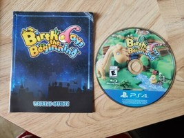 Birthdays the Beginning (Sony PlayStation 4, 2017). With Manual. Free Shipping - $17.81