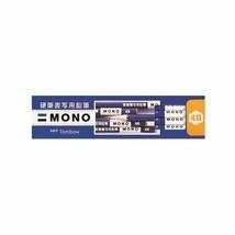 KM-KKS4B Tombow Pencil pencil MONO Kohitsu Shosha for 4B KM-KKS4B 1 dozen - $17.74