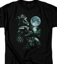 Aliens t-shirt Alien howling retro Sci-Fi horror movies graphic tee TCF644 image 3