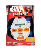 NEW SEALED 2014 Hasbro Star Wars Catchphrase Game - $13.99