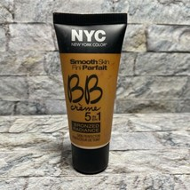 NYC 004 Light Smooth Skin BB Creme 5 In 1 Bronzed Radiance Foundation - $6.92