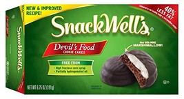 SnackWell's Devil's Food Cookie Cakes, 6.75 Ounce - $11.70